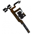 iPhone 4S volume button flex cable with handsfree port [Black]